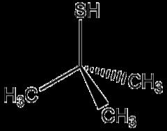 ترتیوتیل تیول برای بودارکردن گازهای خطرناک بی بو استفاده میشود