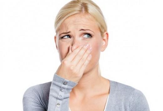 بوی بد چگونه ایجاد میشود